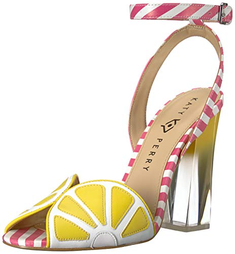 The Citron Heeled Sandal