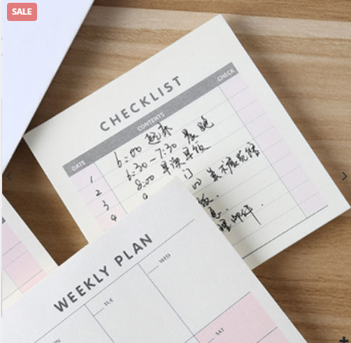 5 Reasons Why You Should Use Daily Planners