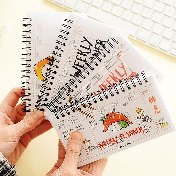 8 Steps On Using A Paper Planner Effectively