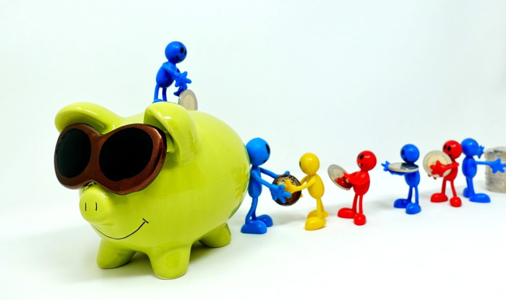 The Piggy Bank Project For Wealth Management
